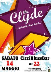 The Clyde al CicciBluesBar di Viadana (Mantova)