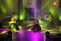 Teatro Gardaland con luci Coemar