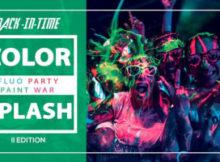Color Splash Party Mantova Papa's Cafè 2017