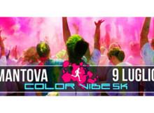 Color Vibe Run Mantova 2016