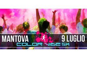 Color Vibe Run Mantova 2016