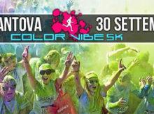 Color Vibe Run Mantova 2017