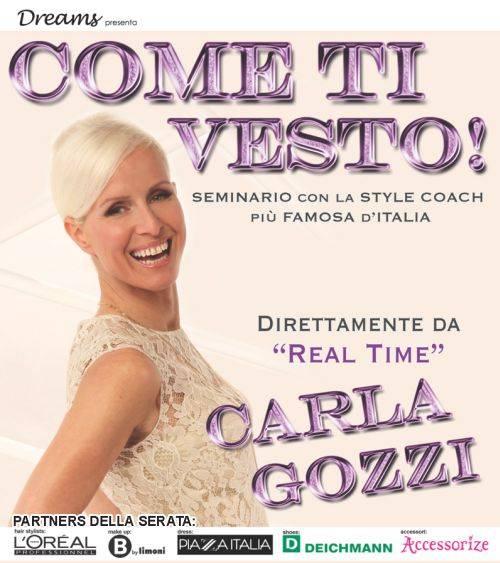 Come ti vesto, Carla Gozzi Mantova 2013