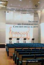Concerti Allievi 2009
