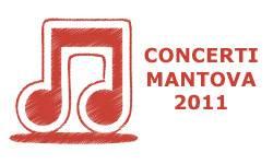 Musica: Concerti Mantova 2011