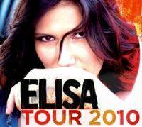 Concerto Elisa a Mantova 22-05-2010