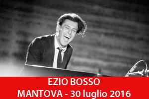 Concerto Ezio Bosso Mantova 2016