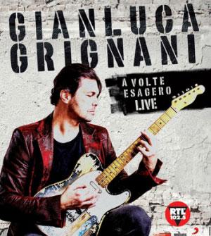 Gianluca Grignani Mantova 2015