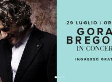Concerto Goran Bregovic Mantova Outlet 2017