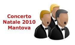 Concerto Natale 2010 Mantova