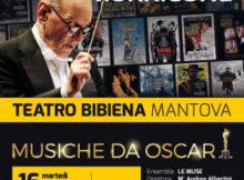 Musiche da Oscar concerto omaggio a Ennio Morricone Mantova 2017
