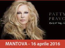 concerto Patty Pravo Mantova 2016
