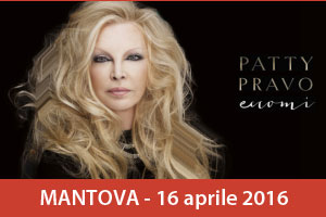concerto Patty Pravo Mantova 2016