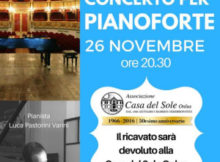 Concerto pianoforte Teatro Comunale Giuseppe Verdi di Buscoldo (MN) Luca Pastorini Varini