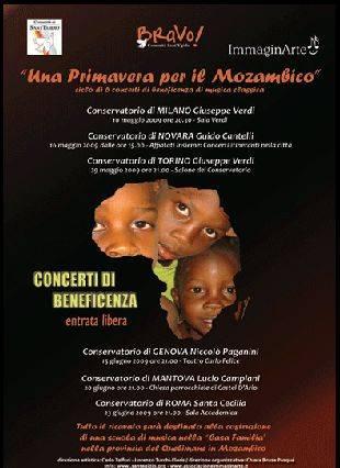 Concerto pro Monzambico