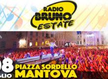 Concerto Radio Bruno Estate Mantova 2016