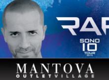 Concerto Raf Mantova Outlet Village 2015