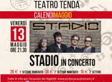 Concerto Stadio Casalromano Mantova 2016