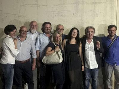 Consiglieri Ordine Architetti Mantova 2017 2021
