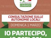 Consultazione autonomie locali 2015 PD Mantova