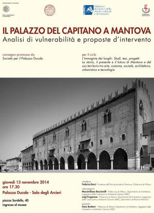 Convegno palazzo del Capitano Mantova