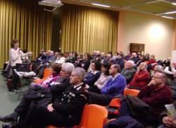 Convegno sulla Prevenzione del Tumore del Colon Retto a Schivenoglia (Mantova)