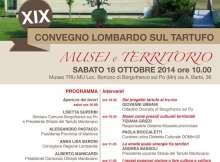 Convegno Tartufo Borgofranco sul Po 2014