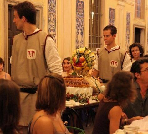 Convivio a Palazzo 2013 Ceresara (Mantova)