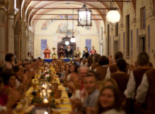 Convivio a Palazzo 2015 Ceresara (Mantova)