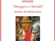 Coro Omaggio a Matilde di Canossa San Bendedetto Po (MN)