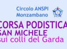 Corsa podistica Anspi San Michele sui Colli del Garda 2017
