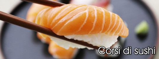 Corsi sushi Mantova 2017