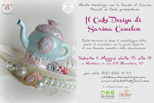 Corso Cake Design Mantova