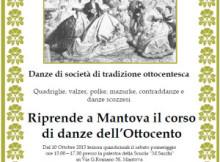 Corso danze Ottocento Mantova