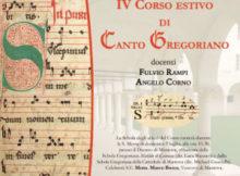 Corso estivo Canto Gregoriano a Mantova 2017