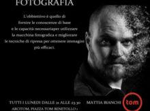 Corso Fotografia Mattia Bianchi Mantova Arci Tom 2017