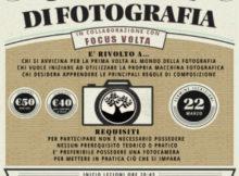 Corso fotografia base Volta Mantovana 2017 Circolo Fotografico Il Carpino - Associazione Focus