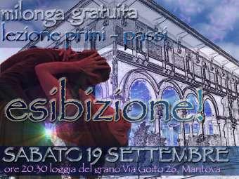 Corso tango Mantova