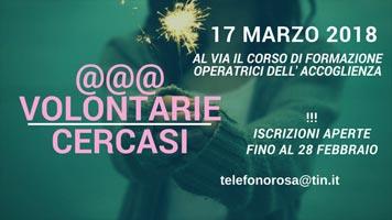 corso Telefono Rosa Mantova 2018