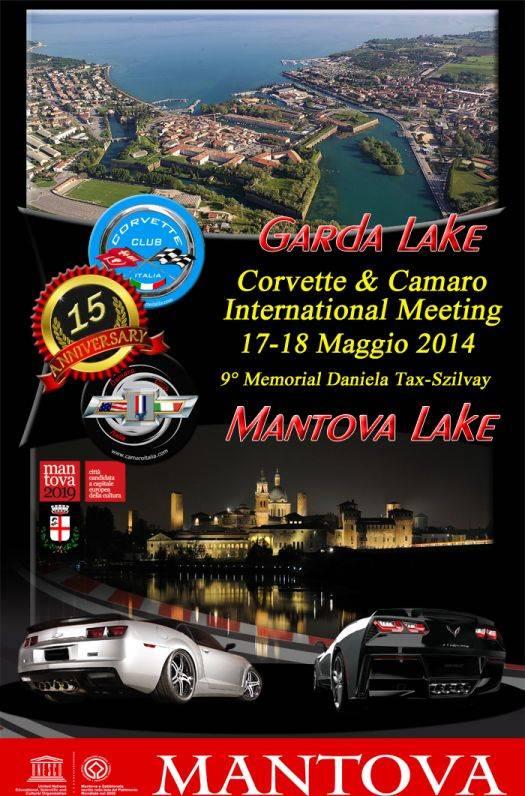 Raduno auto Corvette e Camaro 2014