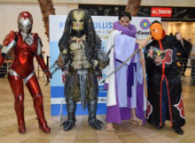 cosplay Favorita Mantova 2017