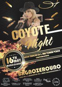 Coyote Night San Benedetto Po (Mantova)
