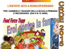 Crde Roncoferraro estate 2015