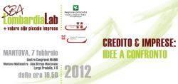 Credito e Imprese: idee a confronto a Mantova