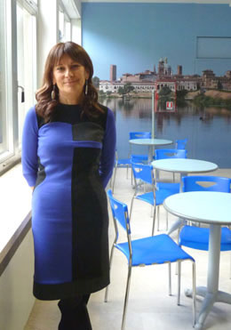 Cristina Bonaglia Mantova preside ITIS Fermi