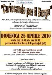 Curiosando per il Borgo, 25 aprile 2010, Borgo Angeli