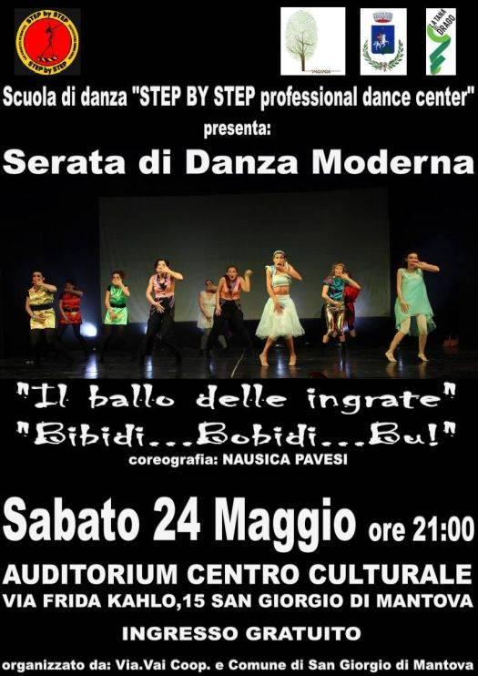 Danza Moderna Tana del Drago San Giorgio Mantova