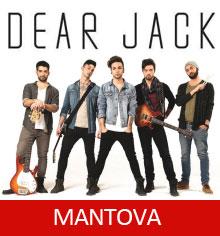 Concerto Dear Jack Mantova 2014