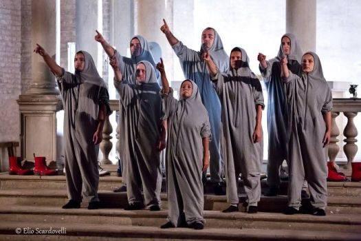 Dictat Teatro Magro a Granada (Spagna)