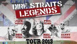 Dire Straits Legends tour 2013 Mantova